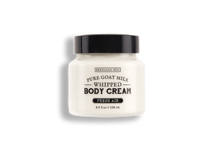 Fresh Air Whipped Body Cream