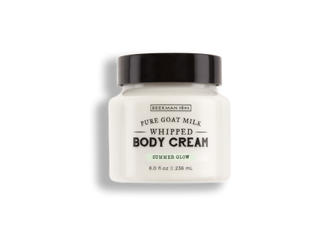 Summer Glow Whipped Body Cream