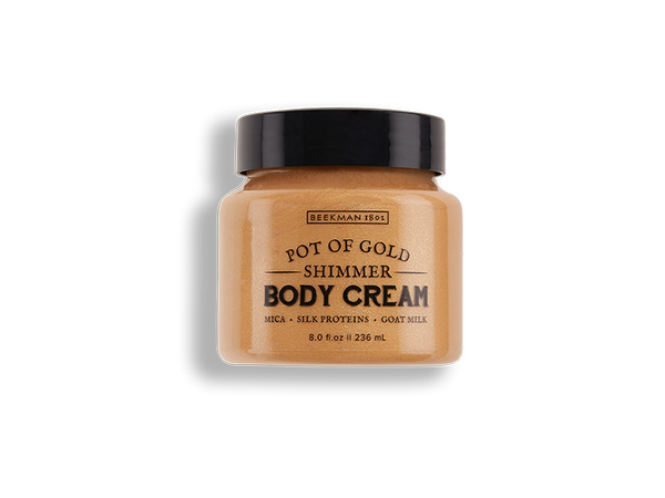 Pot of Gold Whipped Body Cream