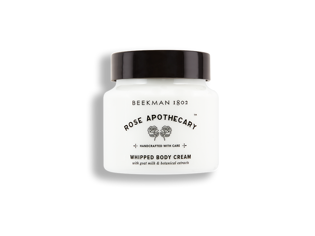 Rose Apothecary Whipped Body Cream - Beekman 1802