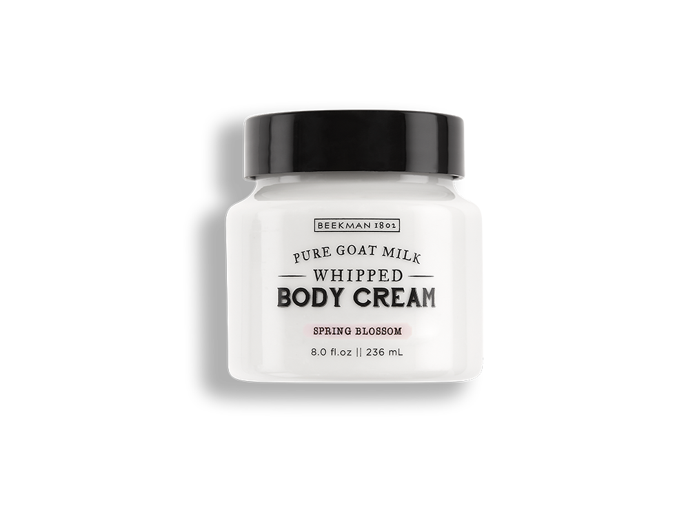 Spring Blossom Whipped Body Cream - Beekman 1802