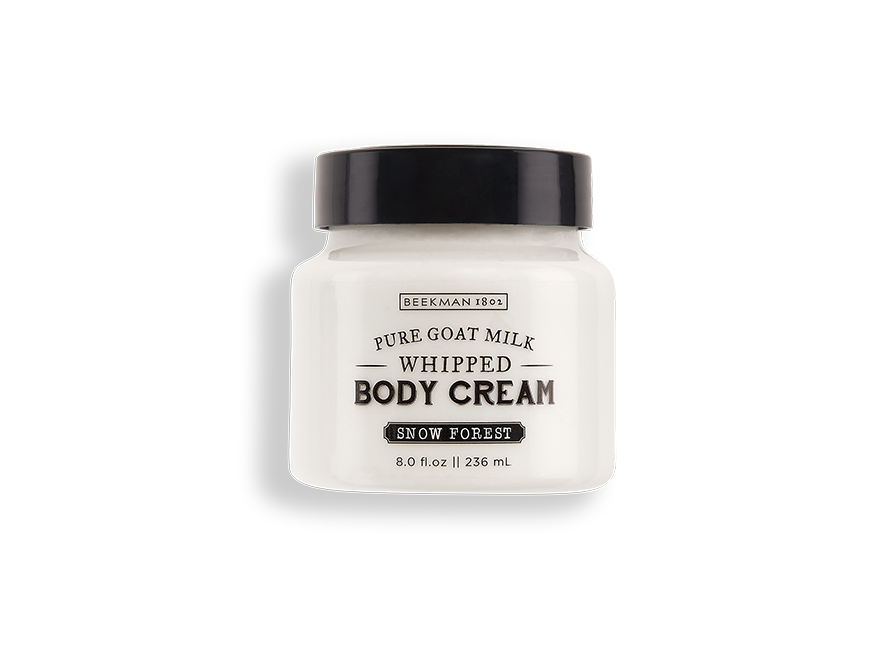 Snow Forest Whipped Body Cream
