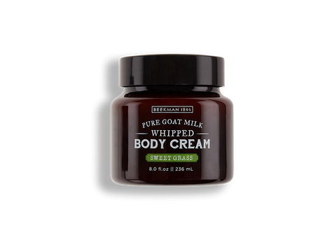 Sweet Grass Whipped Body Cream - Beekman 1802