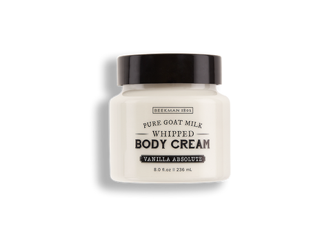 Vanilla Absolute Whipped Body Cream - Beekman 1802