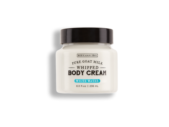 White Water Whipped Body Cream