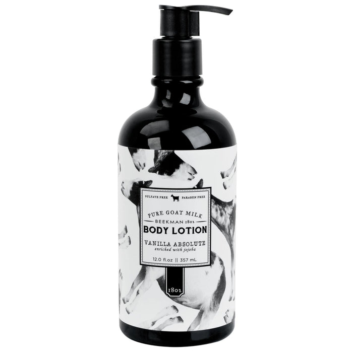 Vanilla Absolute Goat Milk Body Lotion 12.5 oz