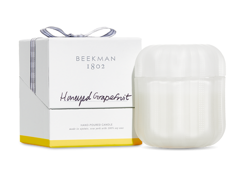 Honeyed Grapefruit Signature Candle