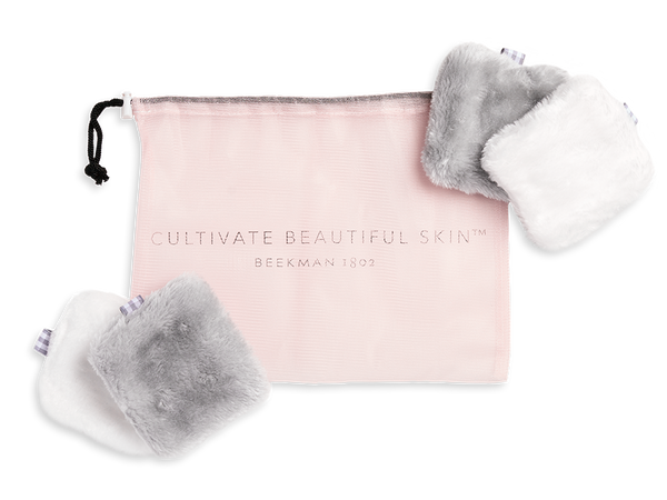 Reusable Makeup Removing Cleansing Pads Kit