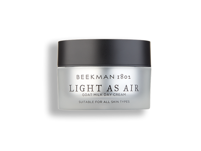 Light as Air Goat Milk Day Cream for Face