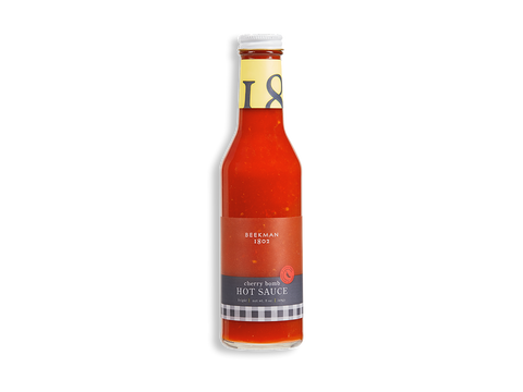 Cherry Bomb Hot Sauce - Beekman 1802