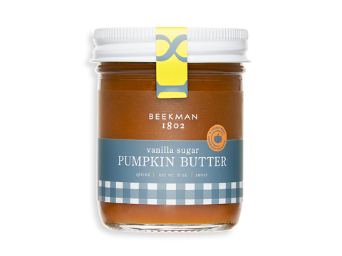 Vanilla Sugar Pumpkin Butter