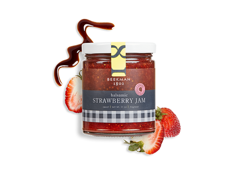 Strawberry Balsamic Jam - Beekman 1802