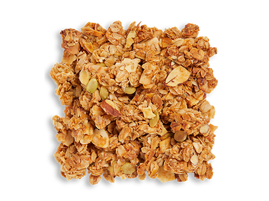 Honey Lavender Granola