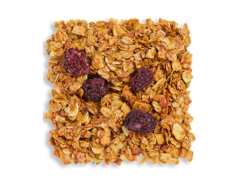 Lemon Verbena Blackberry Granola