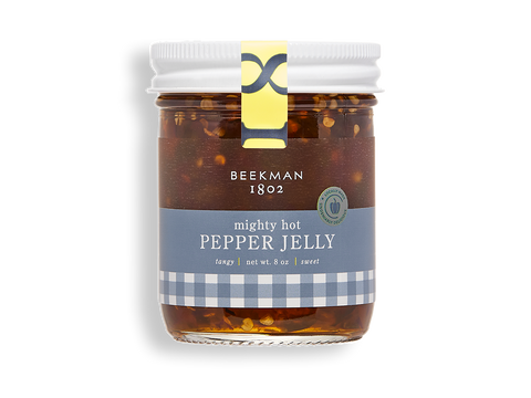Mighty Hot Pepper Jelly