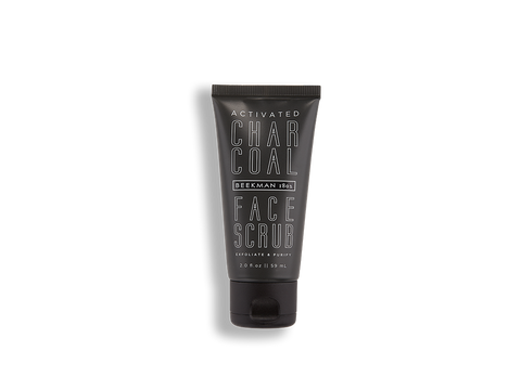 Activated Charcoal Face Scrub - Beekman 1802