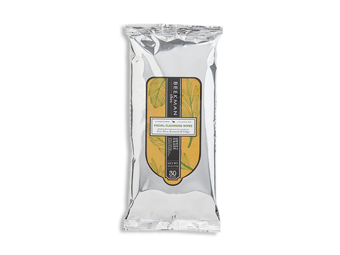 Sweet Grass Face Wipes - Beekman 1802