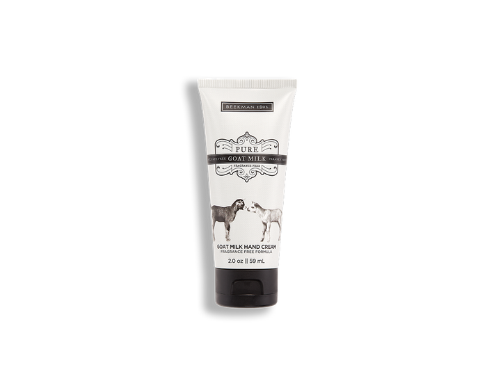 Pure Goats' Milk Hand Cream - 2 oz