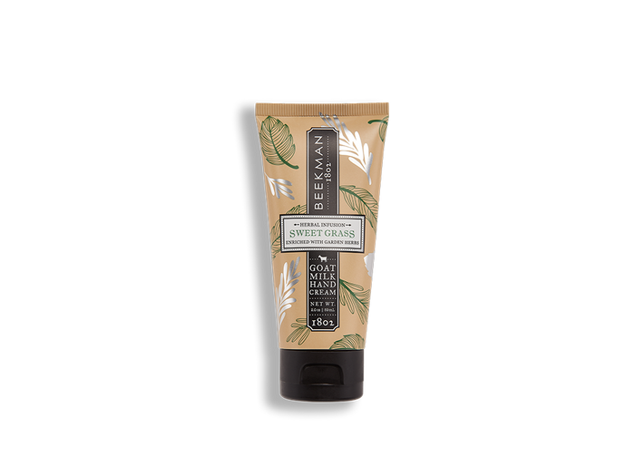 Sweet Grass Goats' Milk Hand Cream - 2 oz