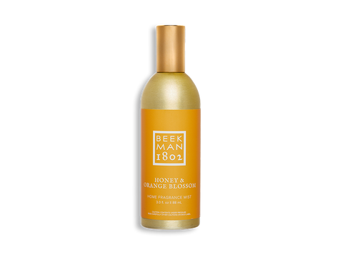 Honey & Orange Blossom Home Fragrance Mist - Beekman 1802
