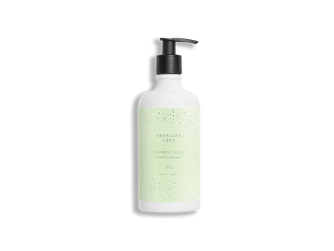 Summer Glow Hand & Body Wash