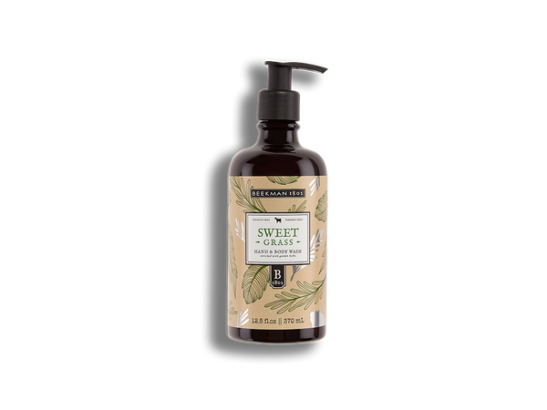 Sweet Grass Hand & Body Wash