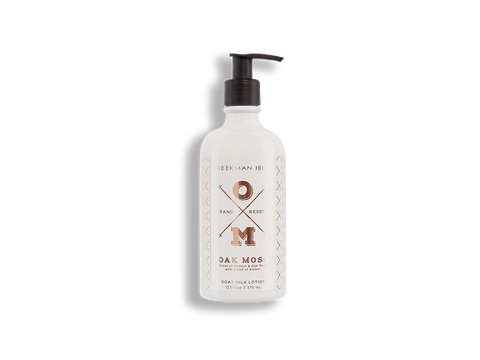 Oak Moss Goat Milk Lotion - Beekman 1802