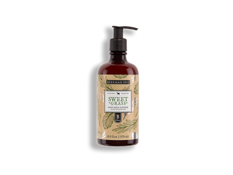 Sweet Grass Goat Milk Lotion - Beekman 1802