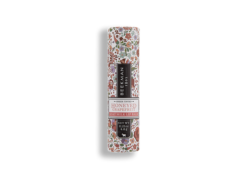 Honeyed Grapefruit Sheer Tinted Lip Balm - Beekman 1802