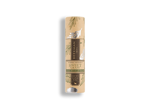 Sweet Grass Lip Balm - Beekman 1802