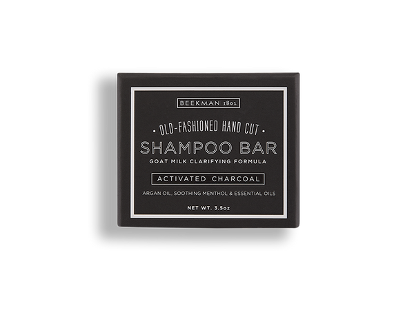Activated Charcoal  Shampoo Bar