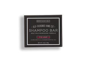 Fig Leaf  Shampoo Bar - Beekman 1802