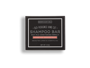 Honeyed Grapefruit Shampoo Bar - Beekman 1802