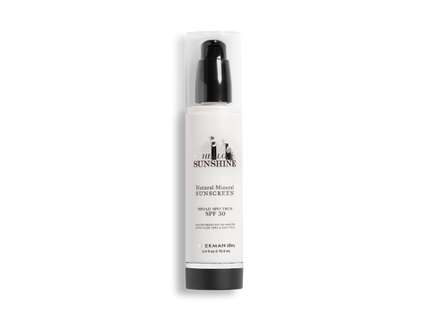 Hello Sunshine Sunscreen - Beekman 1802