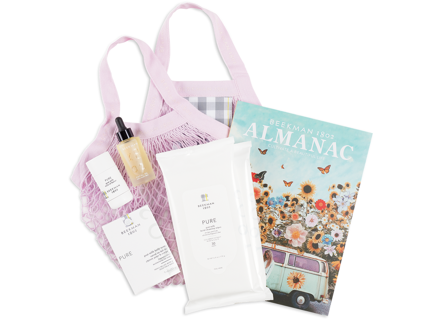 Summer of Self-Care 6PC Value Tote