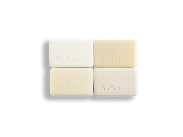 Classic Set of 4 Boxed Soap