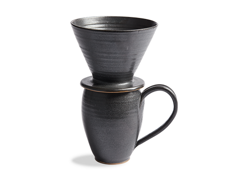 Pour-Over & Mug Set of 2