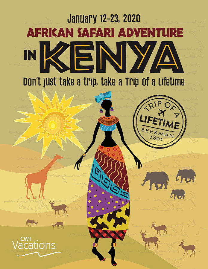 Beekman Trip of a Lifetime: Kenya