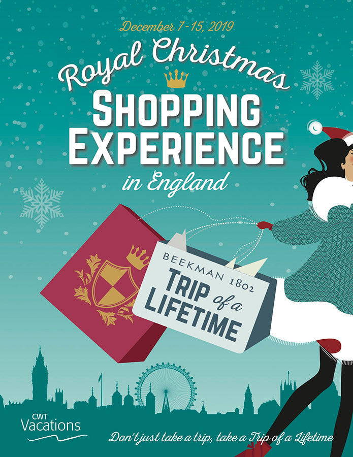 Beekman Trip of a Lifetime: A Royal Christmas