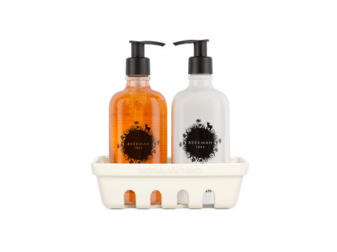 Honeyed Grapefruit Hand Care Duo Caddy Set