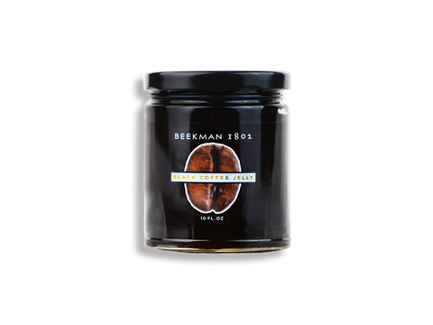 Black Coffee Jelly - Beekman 1802