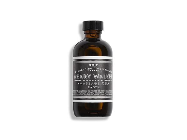Weary Walker Massage Oil