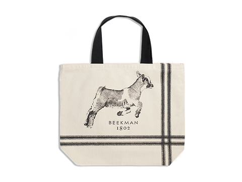 "2020 Limited Edition ""Leap of Faith"" Baby Goat Tote"