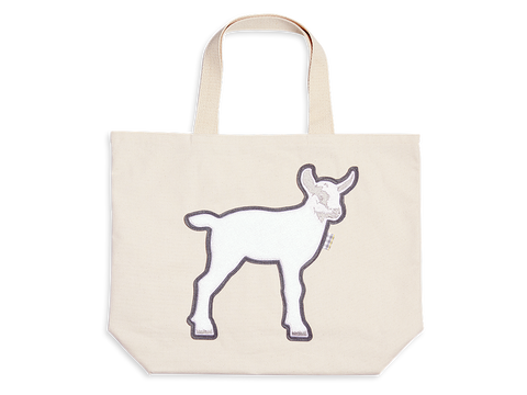 2021 Limited Edition Baby Goat Tote