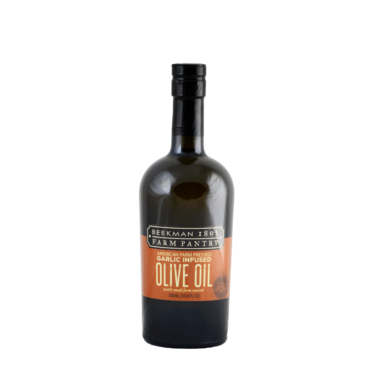 Farm Pantry Garlic Infused Olive Oil - 100% American Olives