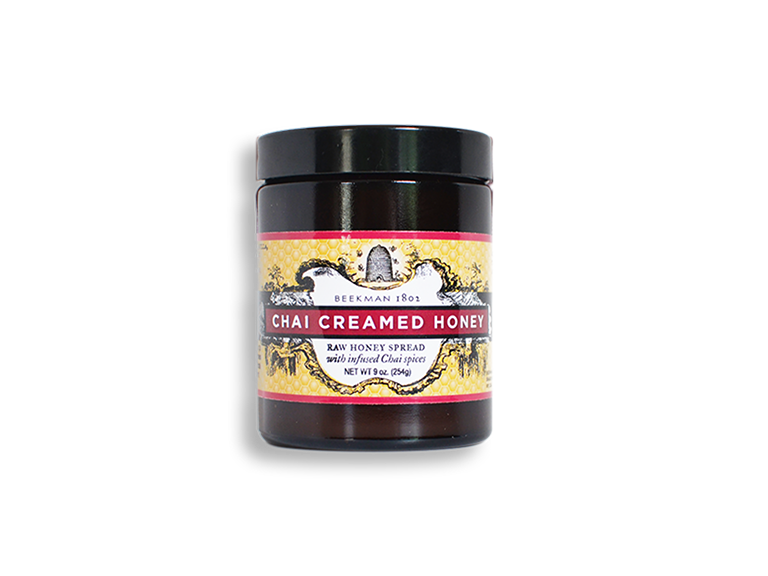 Chai Creamed Honey - Beekman 1802