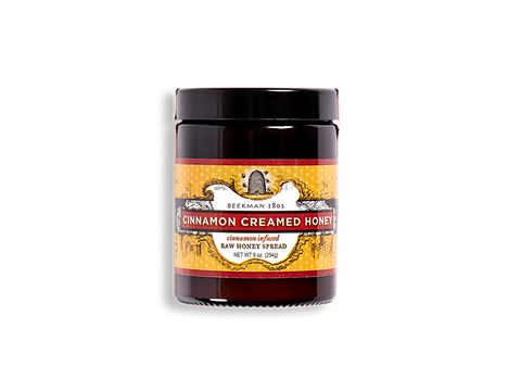 Cinnamon Creamed Honey - Beekman 1802