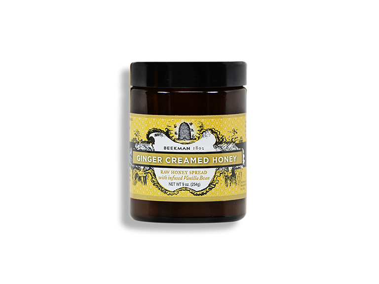 Ginger Creamed Honey - Beekman 1802