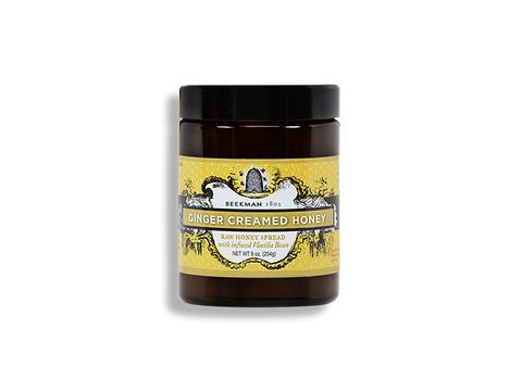 Ginger Creamed Honey