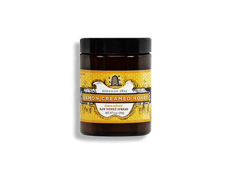Lemon Creamed Honey - Beekman 1802